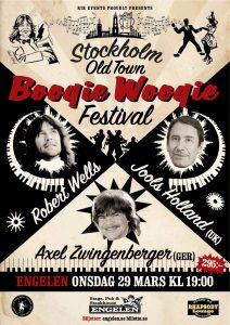 Sthlm Boogie Woogie